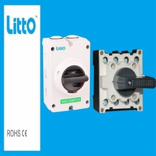 IP66 1000V 25A PV On-off Waterproof Switch Box