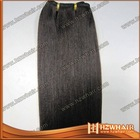 HOT SALE! 100% human hair weft new style wholesale cheap 20 inch indian remy human hair
