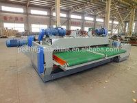 8 ft size central machinery wood lathe parts / face veneer peeling machine