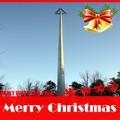 gsm antena de comunicación torre monopolo