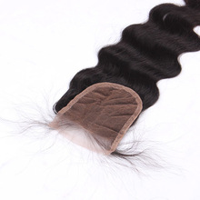 Design new products deep wave lace closure pieces