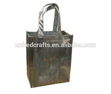 environmental pp lamination non woven shopping bag