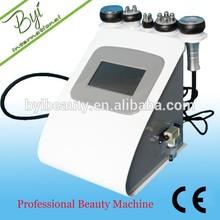 portable ultrasonic vacuum rf vacuum cavitacion rf machine