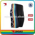 Novo estilo único ciclismo almofadas de camurça shorts