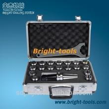 ER Tool holder collet set BT40-ER20-100(2-13/12pcs) for CNC tooling accessory