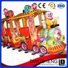 Durable China amusement park game hot sale mini train ride