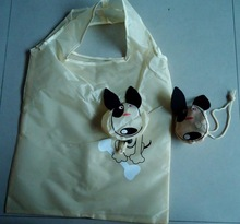 animal shape foldable Nylon Bag