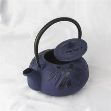 Classic elegance india tea pot copper