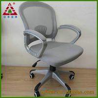 ISO good quality laboratory furniture lab adjust steel stool with wheel