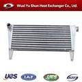 china proveedor de encargo del radiador intercooler de aluminio
