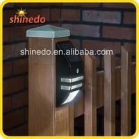 LED Solar Power Light Infrared Motion Sensor Lamp Outdoor Security Light Wall Mounted Lamp Garden Solar Panel Light