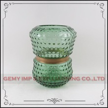 Tall glass vases flower arrangements wedding decorative glass vase with dots different types glass vase