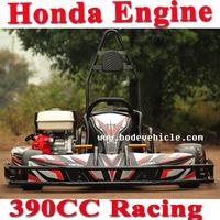 new 400cc cheap racing go kart for sale 4 wheel adult pedal car with honda engine(MC-495)