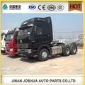 China heavy duty truck / SINOTRUK HOWO 6 X 2 4 X 2 4 X 4 barato tratores / tabela de preços de novo tratores
