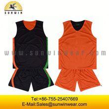 China latest hot sale A-league quality basketball training shirt