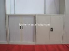 Durable design solid wood metal steel filing cabinet