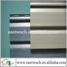 Eastwach nature wood grain exterior wall dutch lap vinyl siding