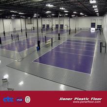 Portable Interlocking Sports Volleyball Flooring
