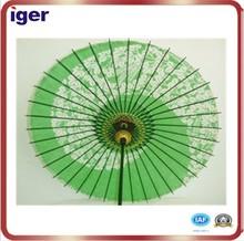 custom chinese parasol paper