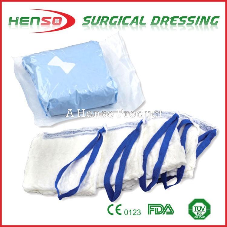 Surgical Lap Pads Henso Surgical Lap Pad Sponges