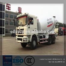 Concrete mixing truck semi trailer for sale