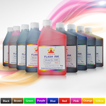 permanent inks on glass, plastic, metal or glossy paper
