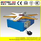 rotating welding table equipment