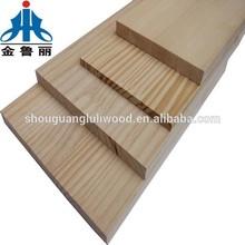 solid wood pine furniture grade finger jointed board