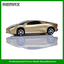 2014 new arrival top quality car style portable power bank case