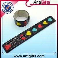 Chinafactorysupply slap bracelet ruler
