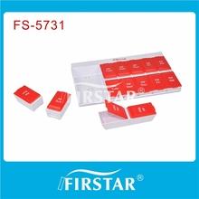 High quality apex 7day mediplanner plastic pill box