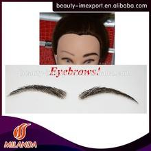 Os novos produtos e muito popular preto falso sobrancelhas