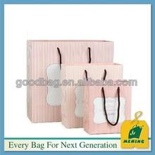carta da stampa arte imballaggio sacchetto di Natale, MJ-CN208-Y, Guangzhou Supplier