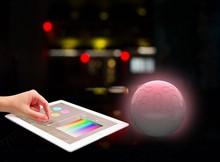Mobile Phone Remote Control Through Bluetooth Swalle Sleep Light