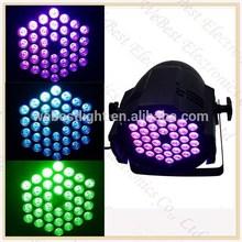 36X3 LED stage par can light led bar sound mixer