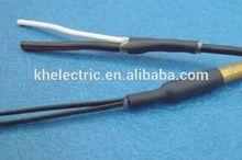 Heat shrink tube with glue
