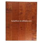 12mm Birch wood flooring hanje unfinished parquet wood flooring