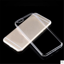 Paypal for iphone 6 TPU clear transparent soft cover case