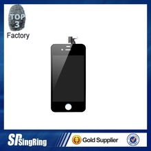 for iphone 4 products made in china ,touch screen with frame and dust cover ,send you from factory derectly
