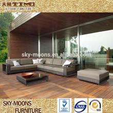 Hot Sale New Design Rattan Living Room Sofa Furniture Factory(SF100)
