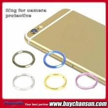 Aluminium Metal Camera Lens Protector Circle For iPhone 6 5.5'' inch