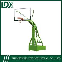 Alibaba China supplier adjustable basketball goal