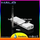 Vaporizer pen Pandora Power Bank e cigarette 6500mah powful herbal vaporizer