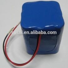 lithium iron phosphate battery pack LifePo4 12v 7200mAh