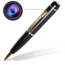 Pinhole technology HD720p mini hidden camera pen