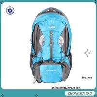 Nylon School Bag Teenage Hiking Backpack Rucksack