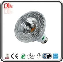 AC120V 20w 4000k natural white LED PAR38 spotlights with long neck