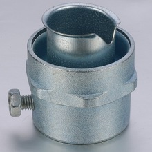Zinc or Aluminum Material Simple quick connected Pipe coupler/Flexible coupling