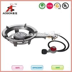 high presure electronic ignition italian gas cooker
