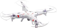 NEW VERSION Explorer quadcopter 2million pixels HD Camera with 2GB card remote control helicopter 2.4Ghz 6axis 4CH similar to x5